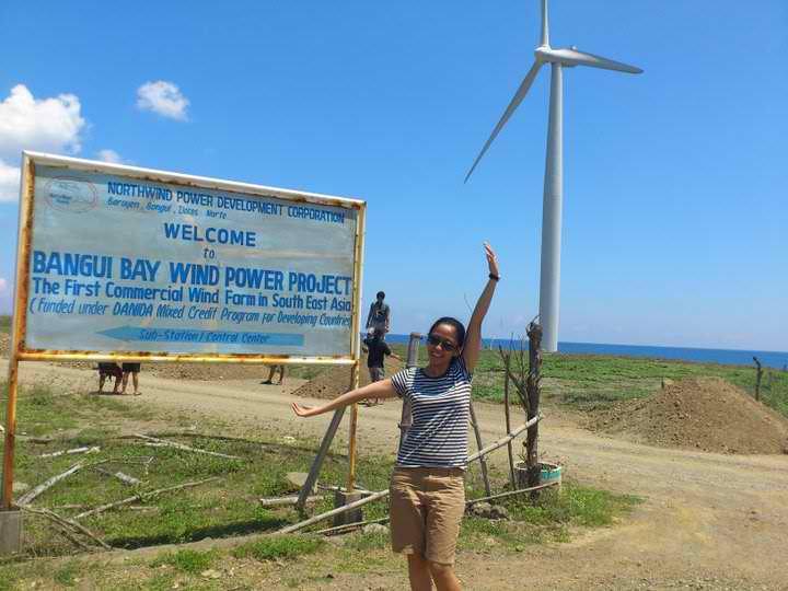 Bangui Bay Wind Power Project