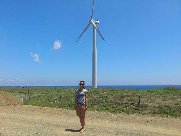 Marikon at Bangui Bay Wind Power Project
