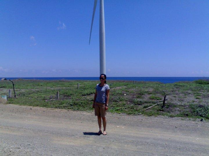 Marikon at Bangui Wind Farm
