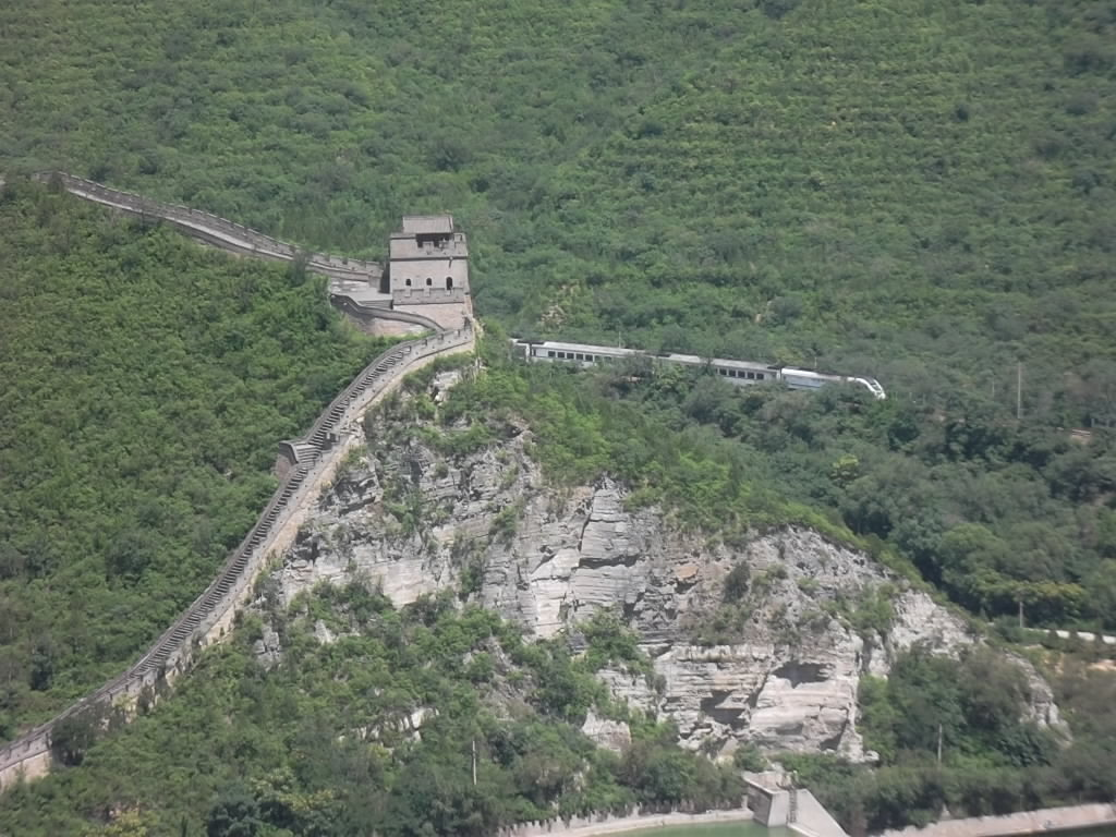 JuYong Pass Great Wall of China